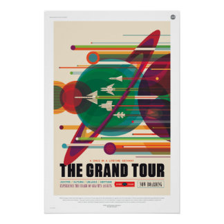Der großartige Ausflug Poster