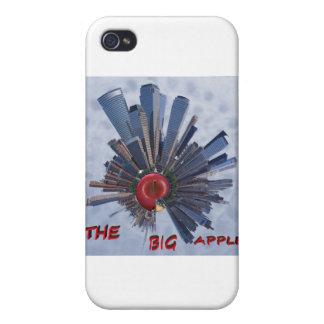 der große Apfel iPhone 4/4S Hüllen