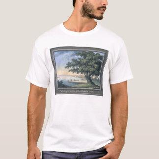 Der große Baum von Kingston mit Blick auf Philadel T-Shirt