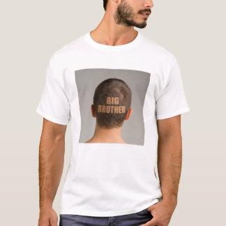 Der große Bruder-Haarschnitt rasierter HauptT - T-Shirt