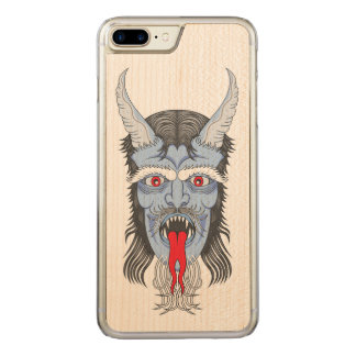 Der große Dämon Carved iPhone 8 Plus/7 Plus Hülle