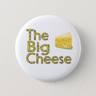Der große Käse Runder Button 5,1 Cm