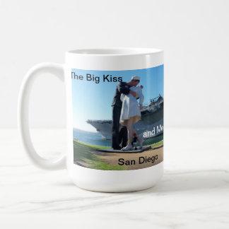 Der große Kuss und ich Kaffeetasse
