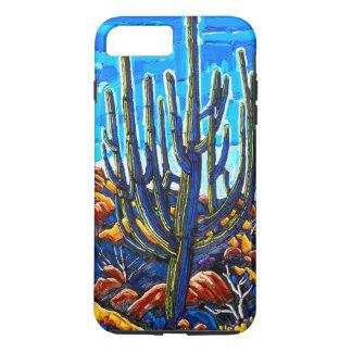Der große Saguaro iPhone Fall iPhone 8 Plus/7 Plus Hülle