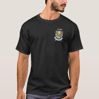 Der grundlegende dunkle T - Shirt Clare-Männer