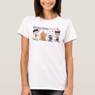 Der grundlegende T - Shirt 104 Songkran Frauen