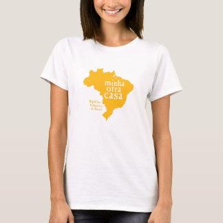 Der grundlegende T - Shirt BRASILIEN der Frauen