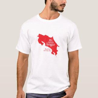 Der grundlegende T - Shirt COSTA RICA der Männer