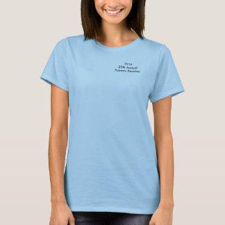 Der grundlegende T - Shirt der Frauen/Putman