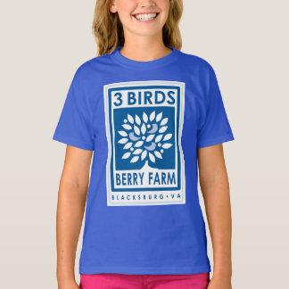 Der grundlegende T - Shirt der Mädchen