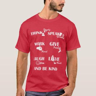 Der grundlegende T - Shirt starker Leute Männer