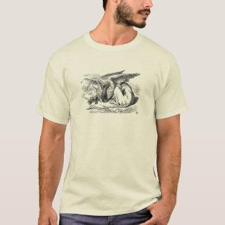 Der Gryphon (Greif) T - Shirt