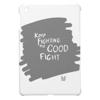 Der gute Kampf iPad Mini Hülle