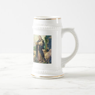 Der gute Schäfer-Gott segnen mich Tasse