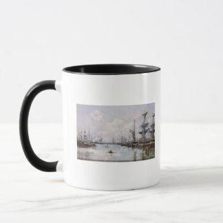 Der Hafen Tasse