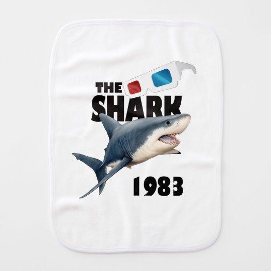 Der Haifisch-Film Baby Spucktuch