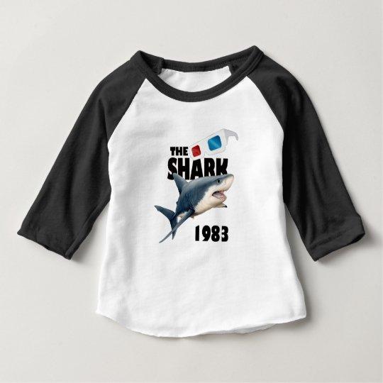 Der Haifisch-Film Baby T-shirt