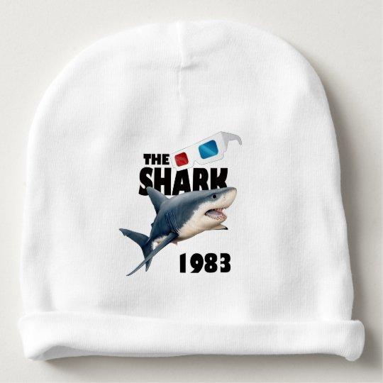 Der Haifisch-Film Babymütze