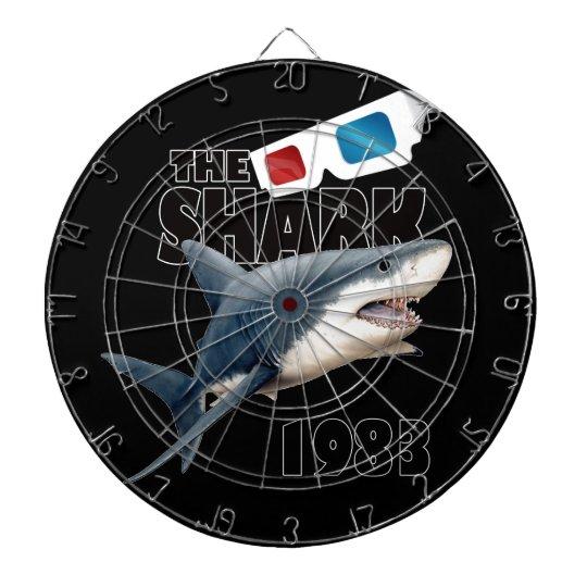 Der Haifisch-Film Dartscheiben