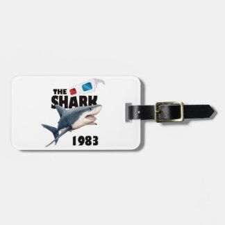 Der Haifisch-Film Gepäckanhänger