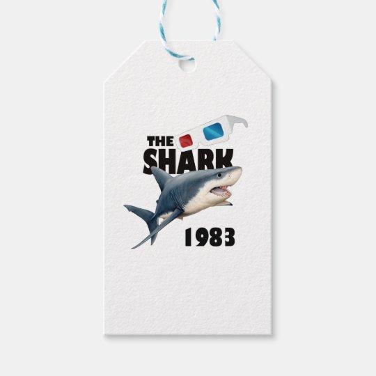 Der Haifisch-Film Geschenkanhänger