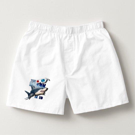 Der Haifisch-Film Herren-Boxershorts