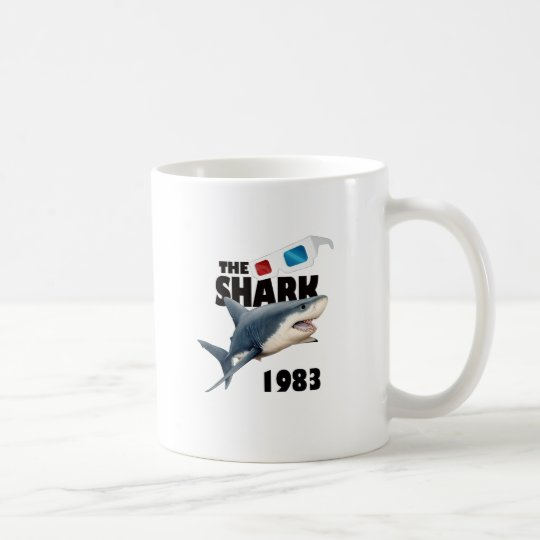 Der Haifisch-Film Kaffeetasse