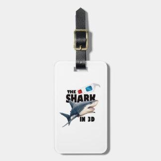 Der Haifisch-Film Kofferanhänger