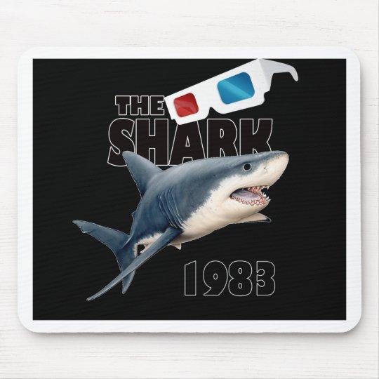 Der Haifisch-Film Mousepad