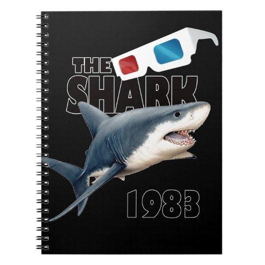Der Haifisch-Film Notizblock