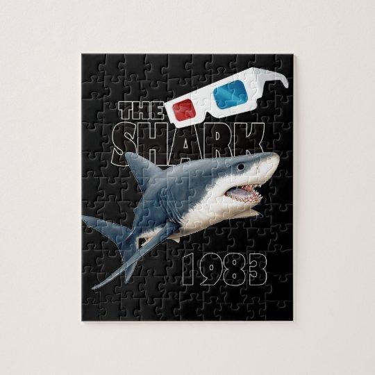 Der Haifisch-Film Puzzle