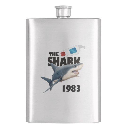 Der Haifisch-Film Taschenflasche