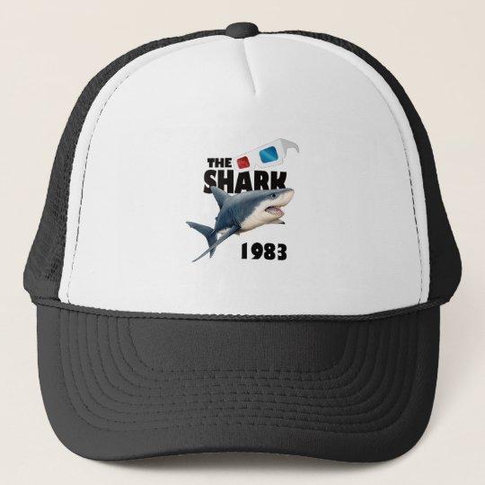 Der Haifisch-Film Truckerkappe