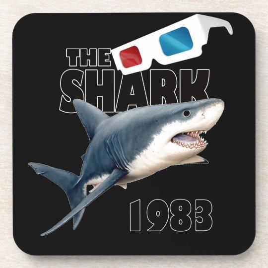 Der Haifisch-Film Untersetzer