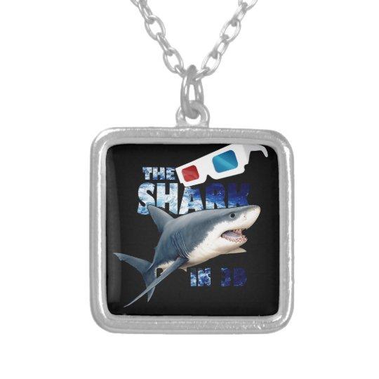 Der Haifisch-Film Versilberte Kette
