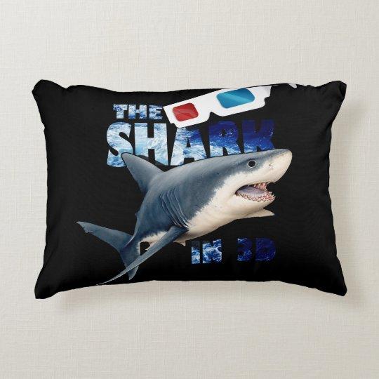 Der Haifisch-Film Zierkissen