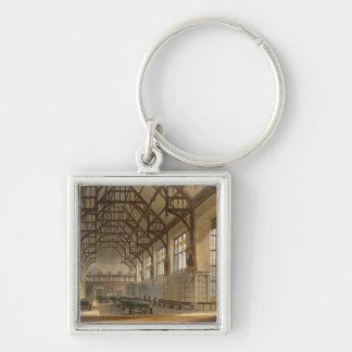 Der Hall der Dreiheits-Uni, Cambridge, von ' Schlüsselanhänger