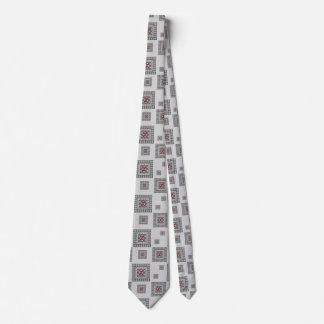 Der Hals-Krawatte der wechselnden geometrischen Individuelle Krawatten