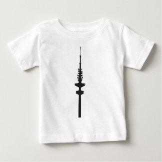 Der Hamburger Fernsehturm Baby T-shirt