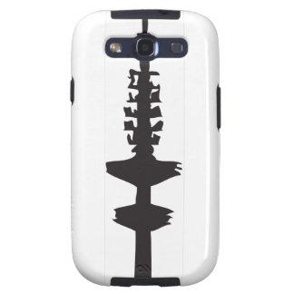 Der Hamburger Fernsehturm Galaxy S3 Hülle