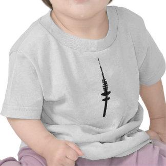 Der Hamburger Fernsehturm T-shirt