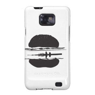 Der Hamburger Galaxy S2 Case