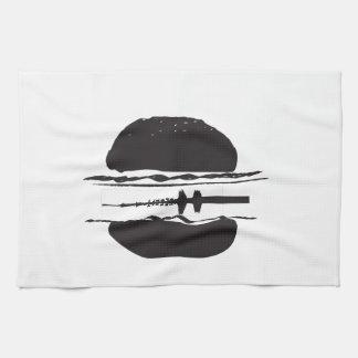 Der Hamburger Handtücher