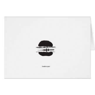 Der Hamburger Karte