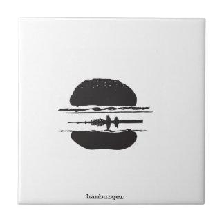 Der Hamburger Kleine Quadratische Fliese