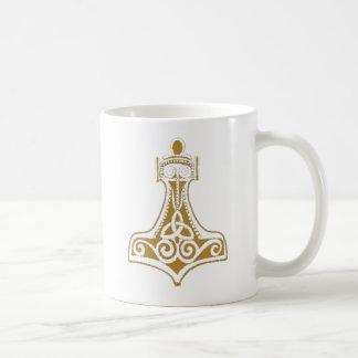Der Hammer des Thors Kaffeetasse