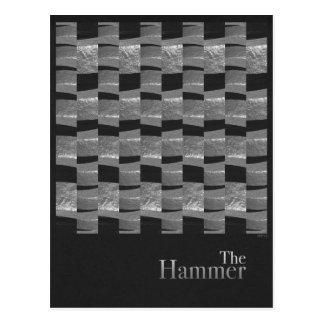 Der Hammer Postkarte