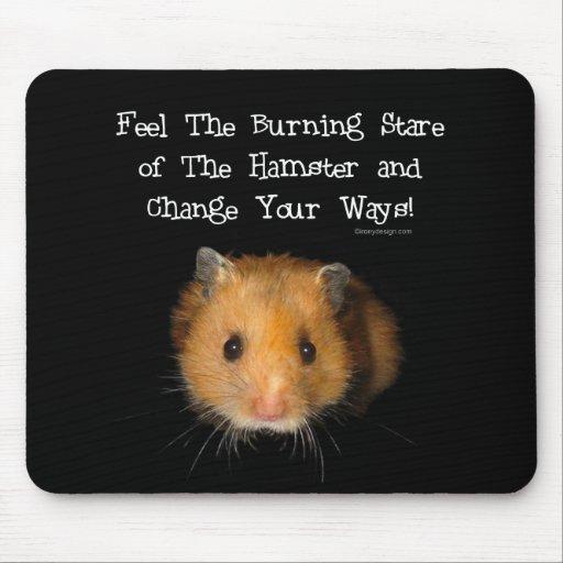 Der Hamster Mauspad