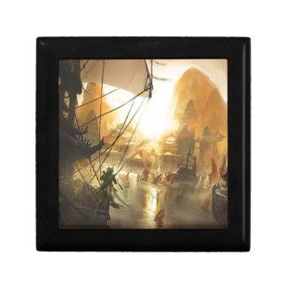 Der Händler-Hafen Geschenkbox