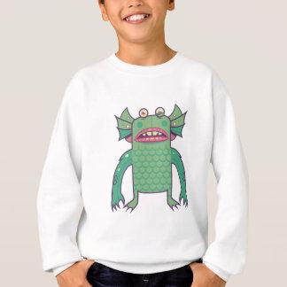 Der hässliche Bruder des schwarzen Lagune-Monsters Sweatshirt